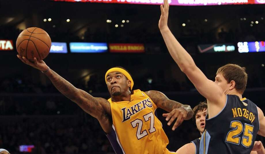 Jordan Hill Power forward Age: 26 Status: Signed a two-year $18 million deal with Los Angeles Lakers. Photo: Rose Palmisano, McClatchy-Tribune News Service