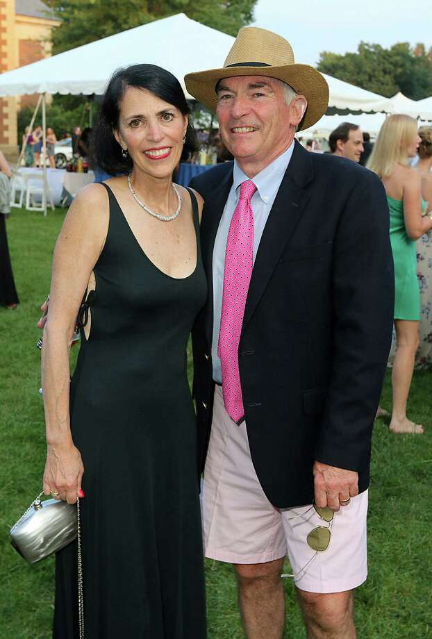 Were you Seen at the annual Ballet Gala, the primary fundraiser for the New York City Ballet summer residency, held at the Hall of Springs and on the lawn at SPAC on Saturday, July 12, 2014? Photo: (C) JOE PUTROCK 2014, Joe Putrock/Special To The Times Union