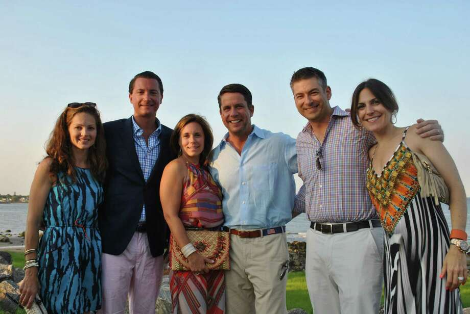 The 10th annual Greenwich Beach Ball, put on by the Greenwich Point Conservancy, took place Saturday, July 12. Guests enjoyed cocktails, dinner, dancing and a live auction on the seaside bluff overlooking the beach and Manhattan. Were you SEEN? Photo: Lauren Stevens/ Hearst Connecticut Media Group