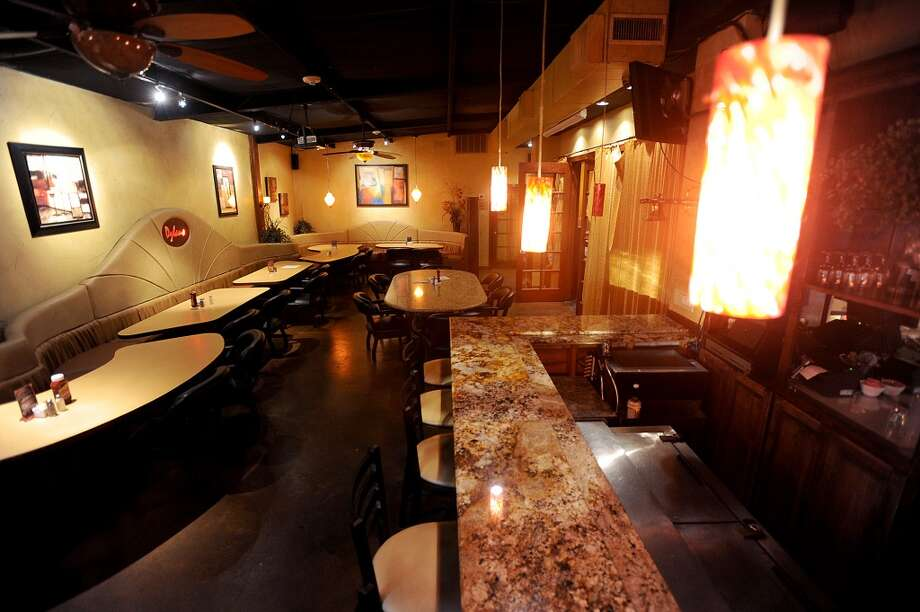 Dylan's in Port Arthur offers a VIP room that guests can call ahead to reserve for private functions. Photo taken Wednesday, February 22, 2012 Guiseppe Barranco/The Enterprise Photo: Guiseppe Barranco/The Enterprise