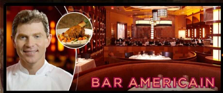 Bobby Flay's Bar American at Mohegan Sun now offers a three-course pre-fixe menu for $38 from Sunday-Thursday.  You can also add sommelier wine pairings for $18. - CT Bites