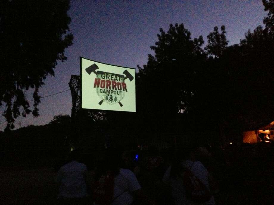 Welcome to the Great Horror Campout!