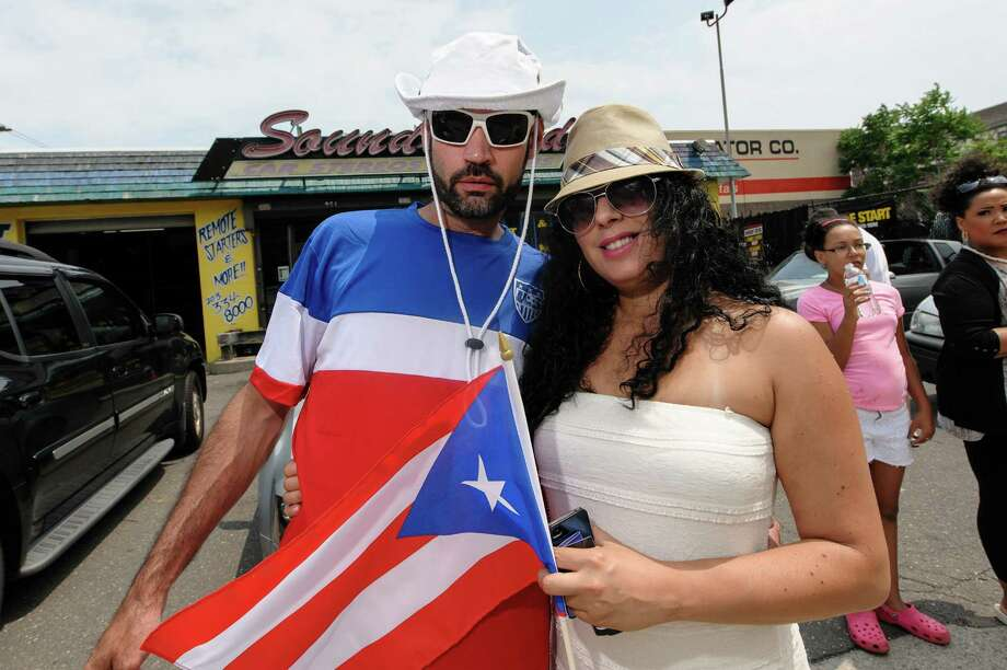 The annual Bridgeport Puerto Rican parade and festival were held on Sunday, July 13. The parade started at Central High School and made its way to Seaside Park. Were you SEEN? Photo: Miguel Cruz / Hearst Connecticut Media Group / Miguel Cruz / Hearst Connecticut Media Group