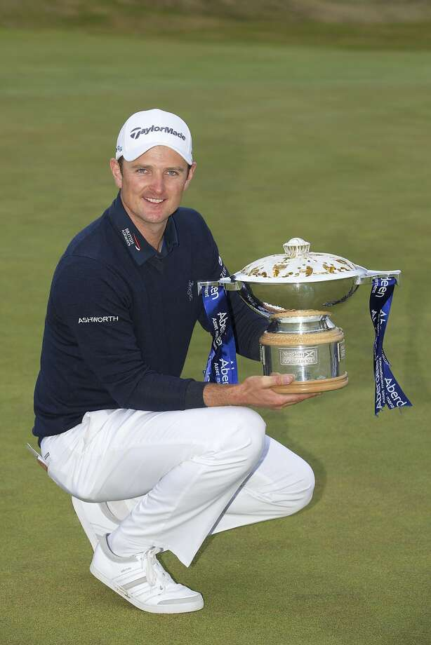 Justin Rose Photo: Getty Images, Aberdeen Asset Management Via Ge