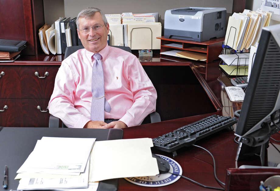 Medicaid Inspector James C. Cox in his office on N. Pearl St. Friday, July 13, 2012 in Albany, N.Y. (Lori Van Buren / Times Union) Photo: Lori Van Buren / 00018457A