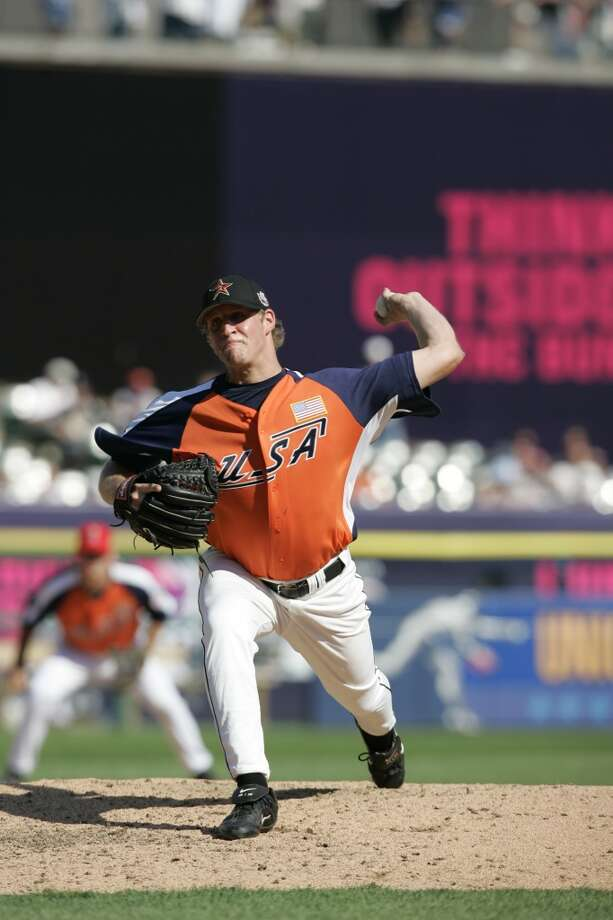 2005: Troy Patton, LHP Photo: Rich Pilling, MLB Photos Via Getty Images