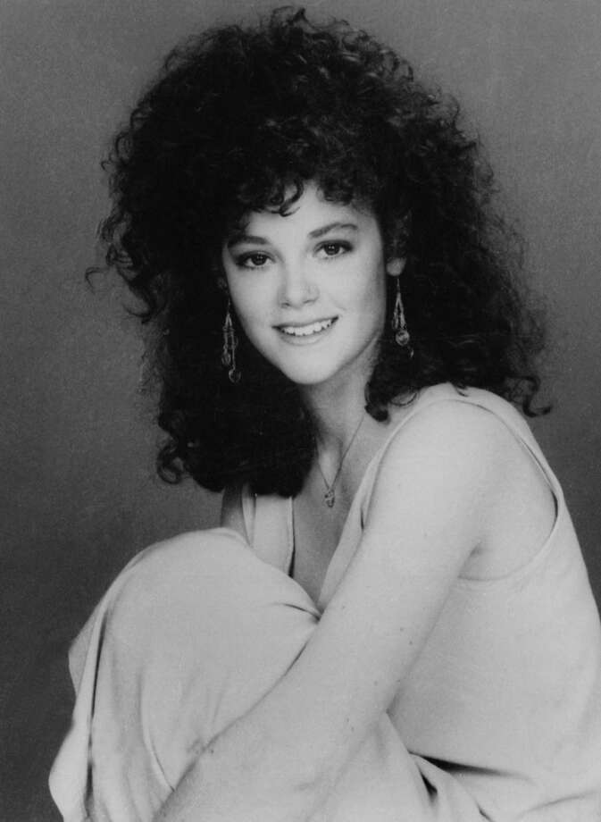 "In this 1987 file image, Rebecca Schaeffer, who played Patti on CBS TV's ""My Sister Sam,"" poses in a publicity photo. The model-actress was murdered on July 19, 1989, when an obsessed fan named Robert Bardo shot and killed her at the door of her Los Angeles apartment. Schaeffer's death prompted reforms that made stalking a crime, prevented the Department of Motor Vehicles from releasing home addresses, and the creation of a specialized police unit to protect celebrities and dignitaries. Photo: Anonymous, AP / CBS"