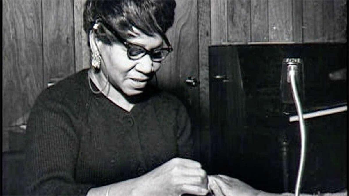 Maxine Powell.