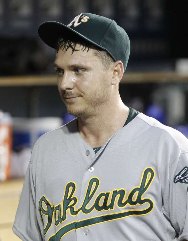 Scott Kazmir   Wasn't expected to be a 2014 All-Star because: He was in independent ball two years ago, for goodness sakes.  His story: From a two-time All-Star and strikeout champion to jobless at 27, having lost his velocity and command. He turned to the independent Sugar Land (Texas) Skeeters and went 3-6 with a 5.34 ERA in 14 starts. He went to winter ball and showed enough life to earn a minor-league deal with the Indians before the 2013 season. He had such an impressive second half with Cleveland, improving his velocity and widening his repertoire, that the A's gave him $22 million over two years. Photo: Duane Burleson, Associated Press