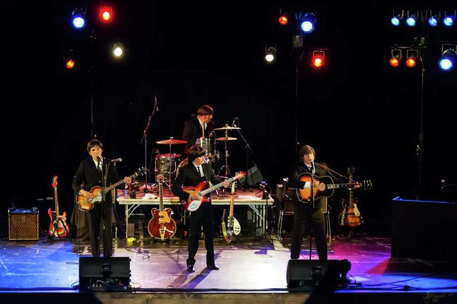 """Danbury Fields Forver III""  -- a celebration of Beatles music -- takes place at Ives Concert Park in Danbury on Saturday, July 26, and Sunday, July 27. Photo: Contributed Photo / The News-Times Contributed"