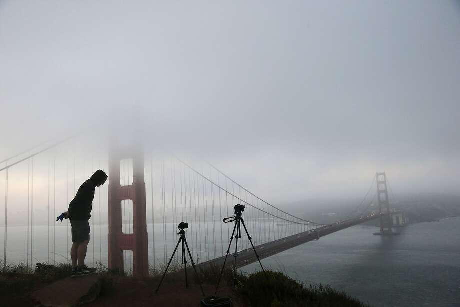 We've gathered up some of the most popular pastimes (and accurate stereotypes) that capture the experience of living in Marin. How many have you done?    Photo: Marcio Jose Sanchez, Associated Press