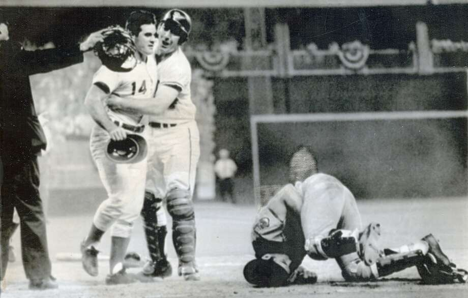 MOST MEMORABLE PLAY The manner in which Pete Rose took out Ray Fosse at the plate in 1970, scoring the game-ending run in the National League's 12-inning victory over the American League, made it the most rehashed play in All-Star history. The play was unfortunate for Fosse, an A's broadcaster the past 20-plus years.