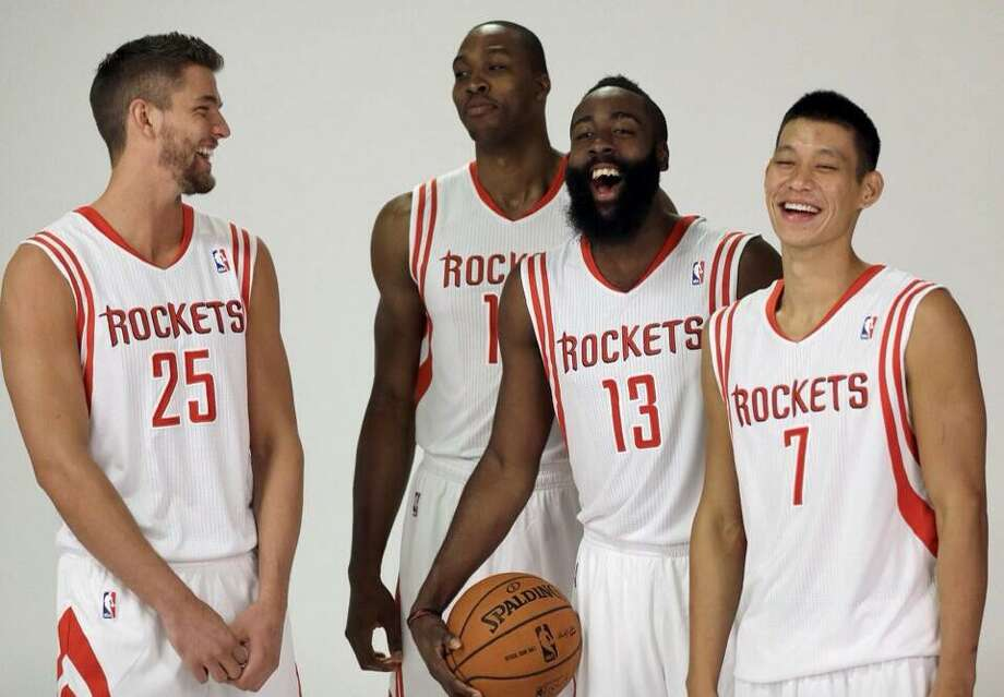 Credit: @Sam_Colchado  Definitely gonna miss this @HoustonRockets team! #RedNation
