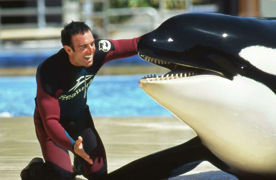 John Hargrove, former SeaWorld trainer, grew up in Orange, Texas Photo: Melissa Hargrove