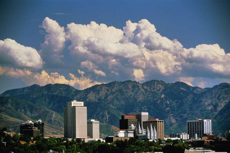 Salt Lake City, Utah  Summer temperature in 2014: 88.32 F  Summer temperature in 2100: 99.61 F Photo: Glen Allison, Getty Images