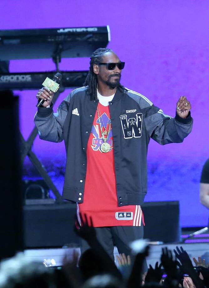 Snoop Dogg  (Ronald Martinez/Getty Images) Photo: Ronald Martinez / 2014 Getty Images