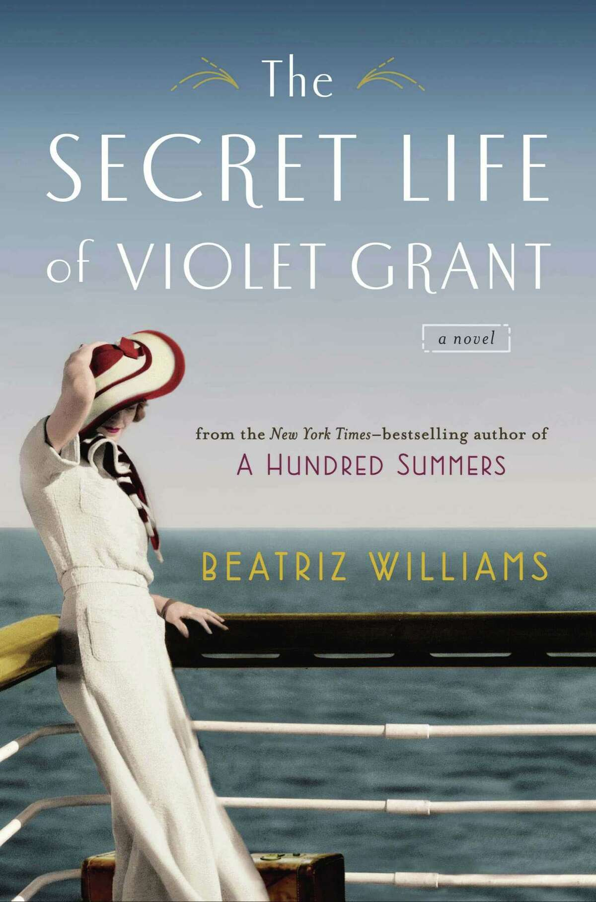 Greenwich resident Beatriz Williams will discuss her new novel, ìThe Secret Life of Violet Grant,î on Tuesday at 7 p.m., in the Greenwich Library Meeting Room, 101 West Putnam Ave. Series is open to the public at no charge; seating will be available on a first-come, first-served basis. Doors open at 6:30 p.m. For more information, contact Marianne Weill at 203-622-7933 or visit www.greenwichlibrary.org/authorslive.