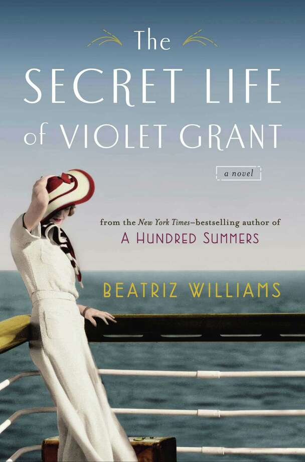 Greenwich resident Beatriz Williams will discuss her new novel, ìThe Secret Life of Violet Grant,î on Tuesday at 7 p.m.,  in the Greenwich Library Meeting Room, 101 West Putnam Ave. Series is open to the public at no charge; seating will be available on a first-come, first-served basis. Doors open at 6:30 p.m. For more information, contact Marianne Weill at 203-622-7933 or visit www.greenwichlibrary.org/authorslive. Photo: Contributed Photo / Greenwich Time Contributed