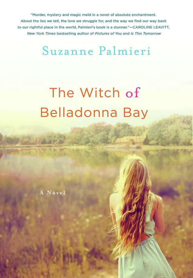 "New Haven writer Suzanne Palmieri's new novel ""The Witch of Belladonna Bay"" is a murder mystery, with supernatural overtones, set in rural Alabama. Photo: Contributed Photo / Connecticut Post Contributed"