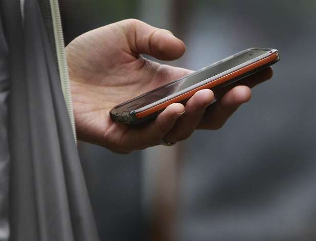 The Berkeley City Council plans to debate cancer warnings on cell phones on Sept. 9. Photo: Paul Chinn, The Chronicle