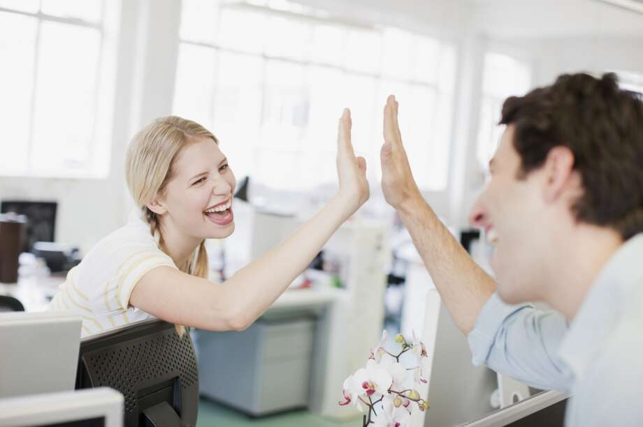 Motivating others comes easy to you Sometimes, people are able to motivate themselves on the job. However, once in a while, managers encounter staff members who need constant motivation. For these employees, you will have to be a fountain of inspiration. Also, during stressful times at the office, you may have to encourage your entire team to push forward. Photo: Paul Bradbury, Getty Images/OJO Images RF