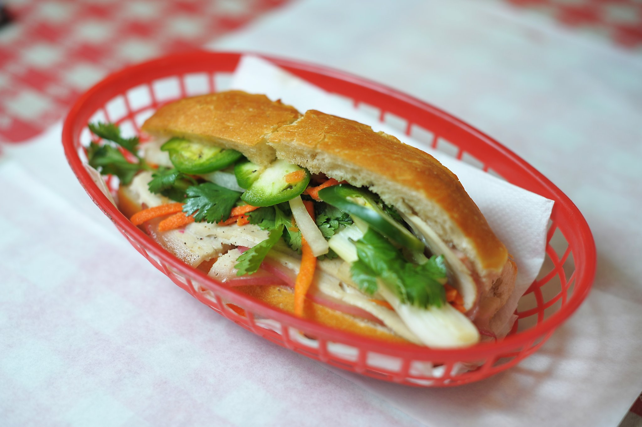 Andrea Nguyen shows what makes banh mi so special