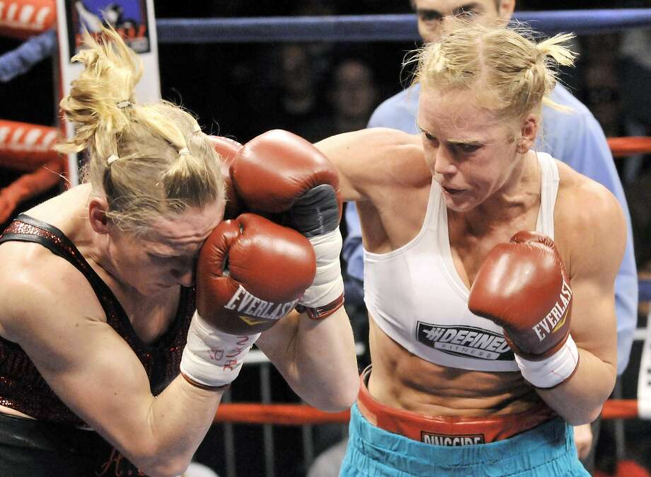 Holly Holm Photo: Greg Sorber, Associated Press