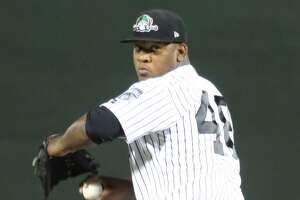 6. Victor Sanchez   Age: 19 | Starting pitcher | Jackson Generals (Double-A)    2014 stats: 5-4, five saves, 73.2 innings pitched, 3.79 ERA, 60 strikeouts, 19 walks   The youngest player in Double-A by nearly a year to start the 2014 season, Sanchez could see Major League action as soon as 2015.