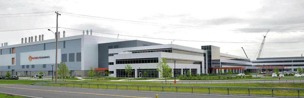 Global Foundries facility in Malta, NY, Thursday May 23, 2013. (John Carl D'Annibale / Times Union)