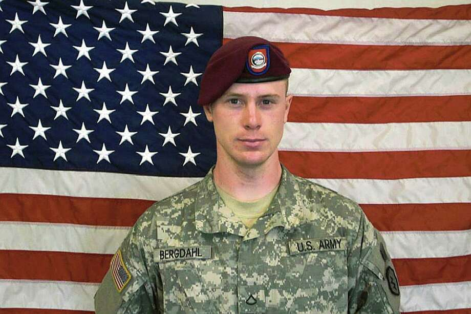 "(FILES)This US Army file handout photo obtained June 1, 2014 shows Private First Class(Pfc) Bowe Bergdahl, before his capture by the Taliban in Afghanistan. The American soldier who was held captive by Afghan insurgents for nearly five years is returning to military duty after more than a month of counseling, the US Army said July 14, 2014. Following his release on May 31 in a swap with the Taliban, Sergeant Bowe Bergdahl underwent medical examinations and counseling at a military hospital in San Antonio, Texas to prepare him for ""reintegration"" into the army. ""He will now return to regular duty within the command where he can contribute to the mission,"" the army said in a statement. Bergdahl will be assigned to Joint Base San Antonio-Fort Sam Houston in Texas, the army said. It was not clear what role or tasks he would be given.  AFP PHOTO / HANDOUT / US ARMY              == RESTRICTED TO EDITORIAL USE / MANDATORY CREDIT: ""AFP PHOTO HANDOUT- US ARMY ""/ NO MARKETING - NO ADVERTISING CAMPAIGNS  NO A LA CARTE SALES / DISTRIBUTED AS A SERVICE TO CLIENTS ==HANDOUT/AFP/Getty Images Photo: HANDOUT / AFP"