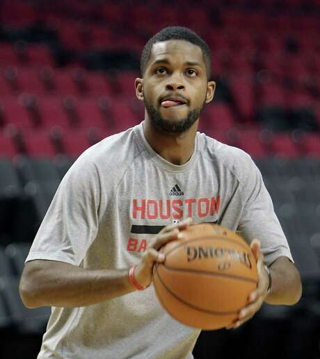 Rockets guard Troy Daniels had 22 points in last season's finale against the Pelicans and played a vital role in the Game 3 win over the Trail Blazers. Photo: James Nielsen, Staff / © 2014  Houston Chronicle
