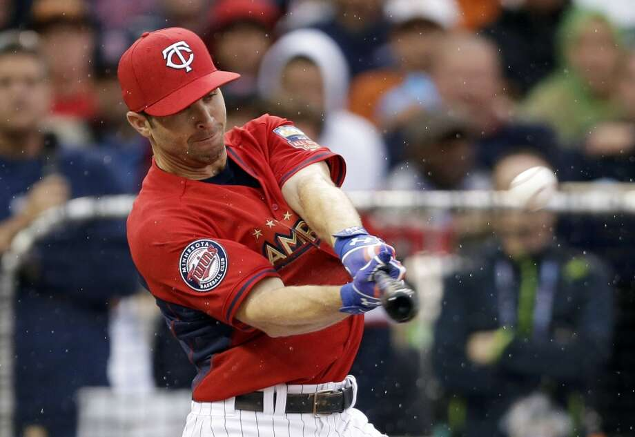 Brian Dozier, 2B, American League - Minnesota Twins  First round total: 2 Photo: Jeff Roberson, Associated Press