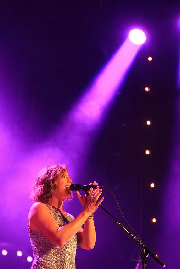 Sarah McLachlan performs at Artpark on Monday, July 14, 2014 in Lewiston, N.Y. (AP Photo/The Buffalo News, Harry Scull Jr.) TV OUT; MAGS OUT; MANDATORY CREDIT; BATAVIA DAILY NEWS OUT; DUNKIRK OBSERVER OUT; JAMESTOWN POST-JOURNAL OUT; LOCKPORT UNION-SUN JOURNAL OUT; NIAGARA GAZETTE OUT; OLEAN TIMES-HERALD OUT; SALAMANCA PRESS OUT; TONAWANDA NEWS OUT Photo: Harry Scull Jr., Associated Press