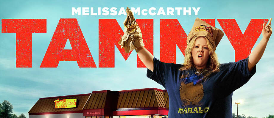 """Tammy"" is a new movie comedy starring Melissa McCarthy. Photo: Contributed Photo / Westport News"