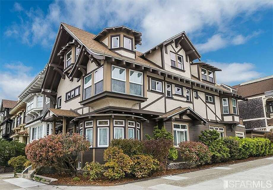 This 4,400-square-foot Inner Sunset home was recently listed at $2.895 million after a complete remodel. Photo: MLS
