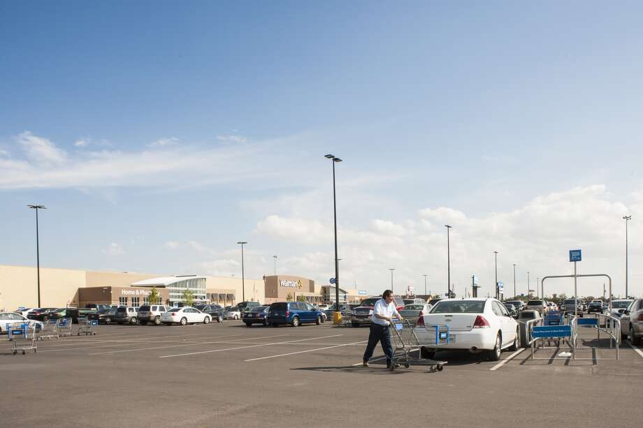The East End Walmart. (Photo by the excellent Paul Hester, for Cite magazine.) Photo: Paul Hester For Cite Magazine