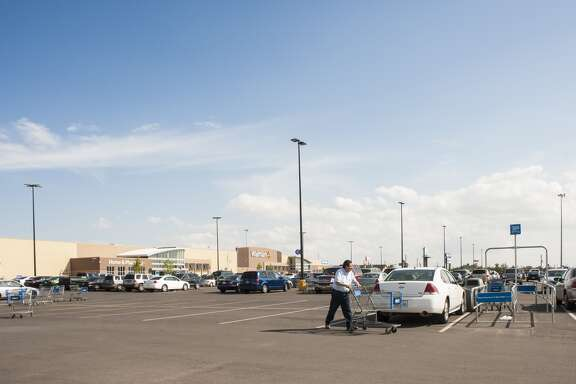 From Cite magazine, Spring 2014: The desolation of the new East End Walmart. (WARNING: For use only in conjunction with story about the article.)