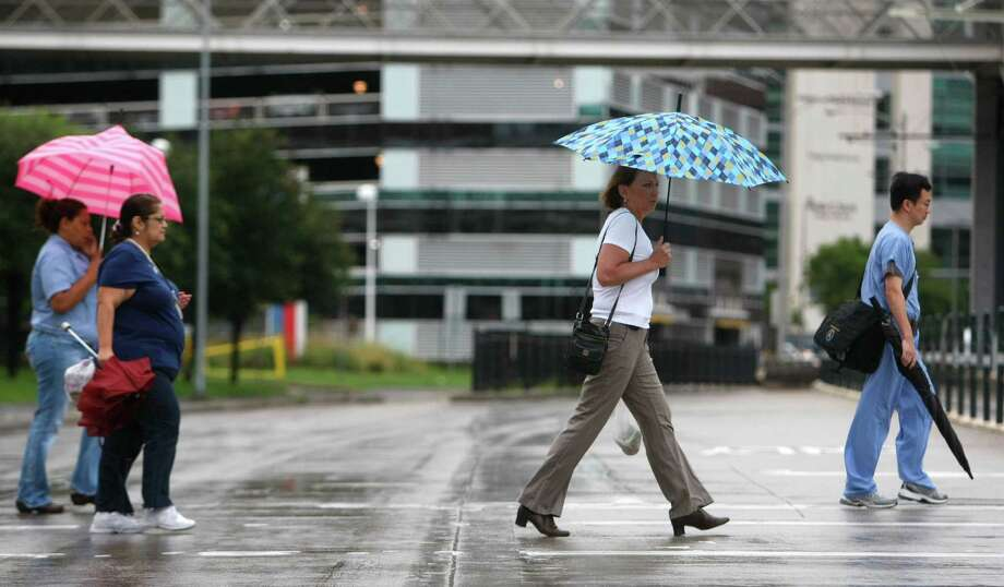 Are pedestrians No. 1?People often assume that a pedestrian always has right-of-way.That's not always true, but drivers have a legal duty to yield to pedestrians in a crosswalk. Photo: Johnny Hanson, . / © 2012  Houston Chronicle