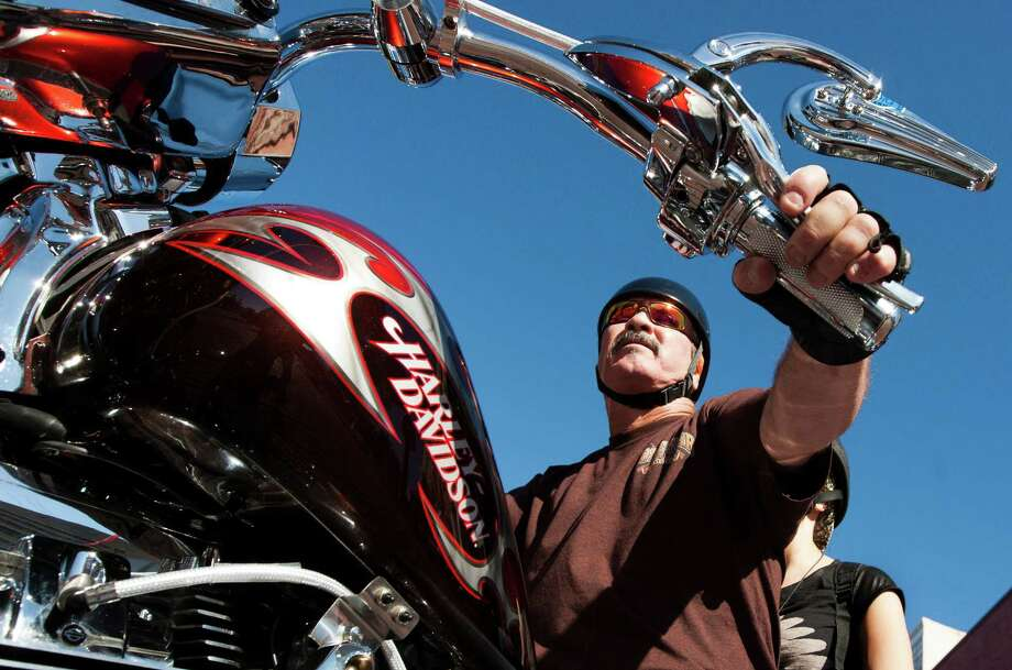 Thursday sees the start of Lone Star Rally, Galveston's answer to Sturgis and arguably the biggest motorcycle rally in the U.S.It's not all bikes though, check out what else you can see at this four-day Gulf City festival. Photo: J. Patric Schneider, . / © 2013 Houston Chronicle