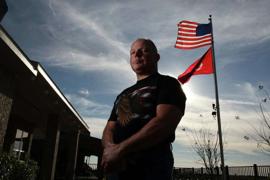 Flying the flag