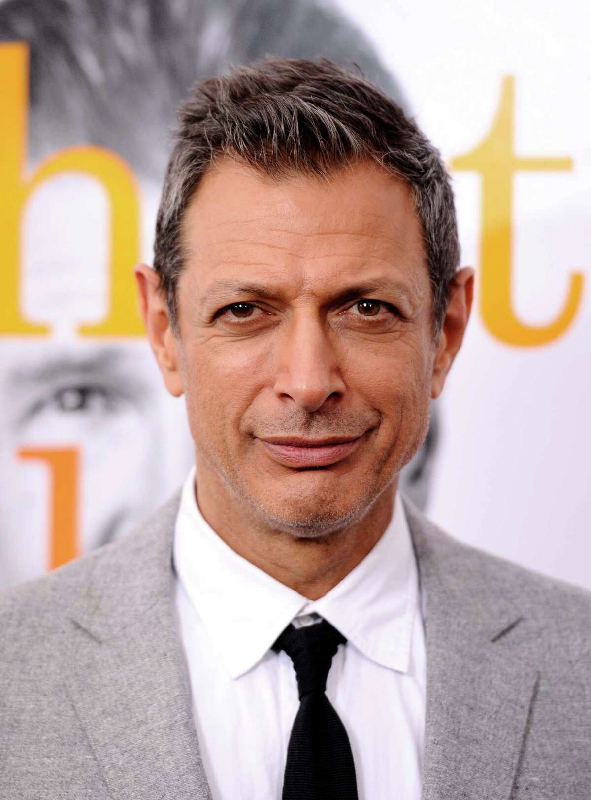 FILE - In this Nov. 7, 2010 file photo, Jeff Goldblum attends the premiere of