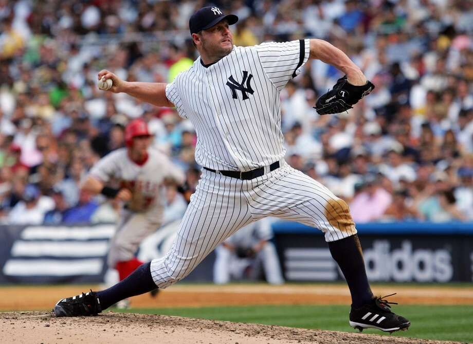 Clemens came out of retirement again in 2007, signing a one-year deal with the Yankees. Clemens posted a 6-6 record in 17 starts. Photo: Jim McIsaac, Getty Images