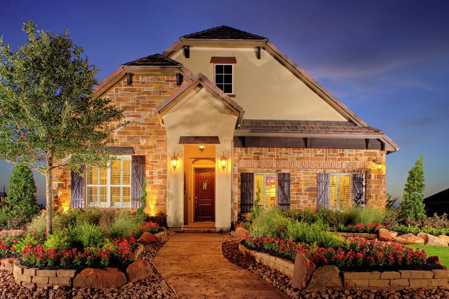 Sitterle Homes opens a model home this week in Cross Creek Ranch. Prices of the multi-option garden homes begin in the $270,000s. Photo: Sitterle Homes