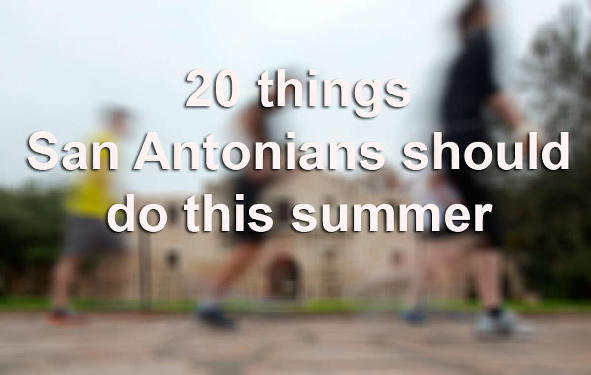 There are so many things you can do in and around San Antonio to conquer the summer humdrum. Here are just a few ideas for great summer fun.