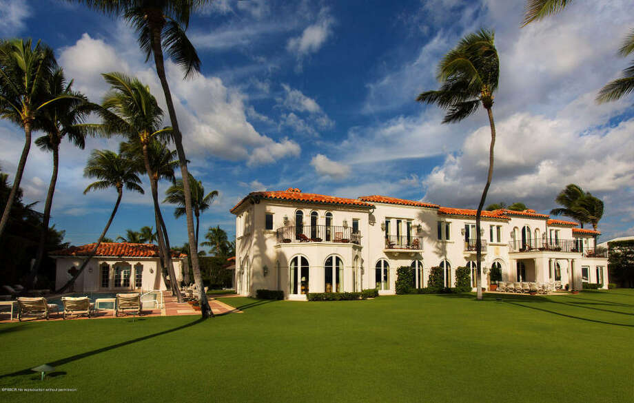President John F. Kennedy' Palm Beach Winter White House. Photo: TopTenRealEstateDeals.com