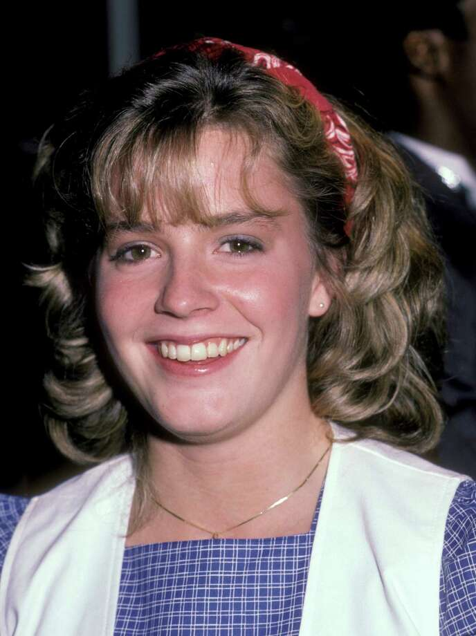 "Elisabeth Shue began working in commercials as a way to pay for school while she attended Wellesley College. She appeared in ads for DeBeers diamonds, Burger King and Hellmann's Mayonnaise.""The Karate Kid"" was her feature film debut. She played Daniel-san's crush, Ali ""with an I."" Photo: Ron Galella, Getty / Ron Galella Collection"