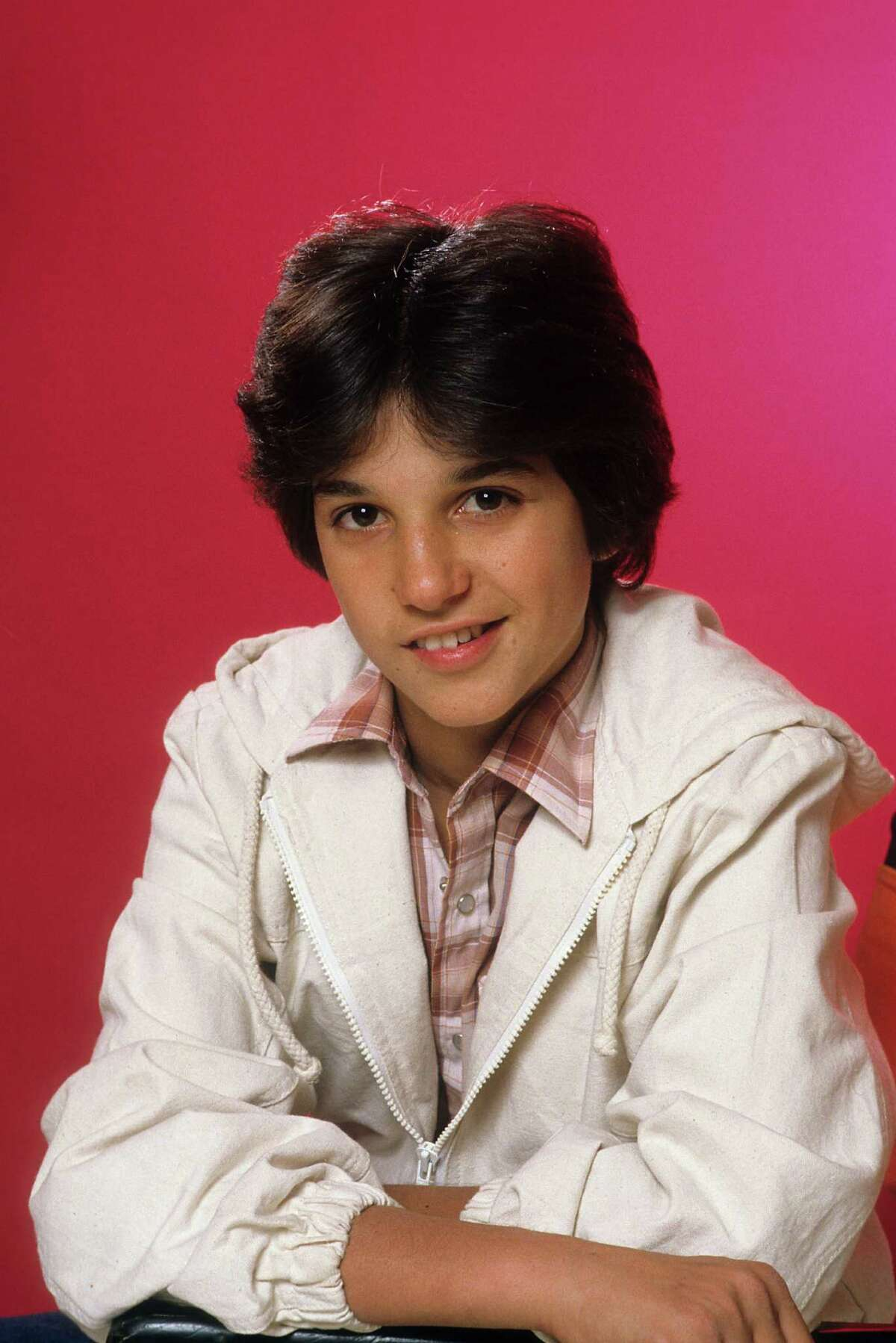 """Ralph Macchio (JUST LOOK AT THIS GUY), born on Long Island, N.Y., got his start in the late-'70s doing TV commercials for Bubble Yum and Dr. Pepper.He got his first major role playing Jeremy Andretti in the TV series, """"Eight is Enough."""""""