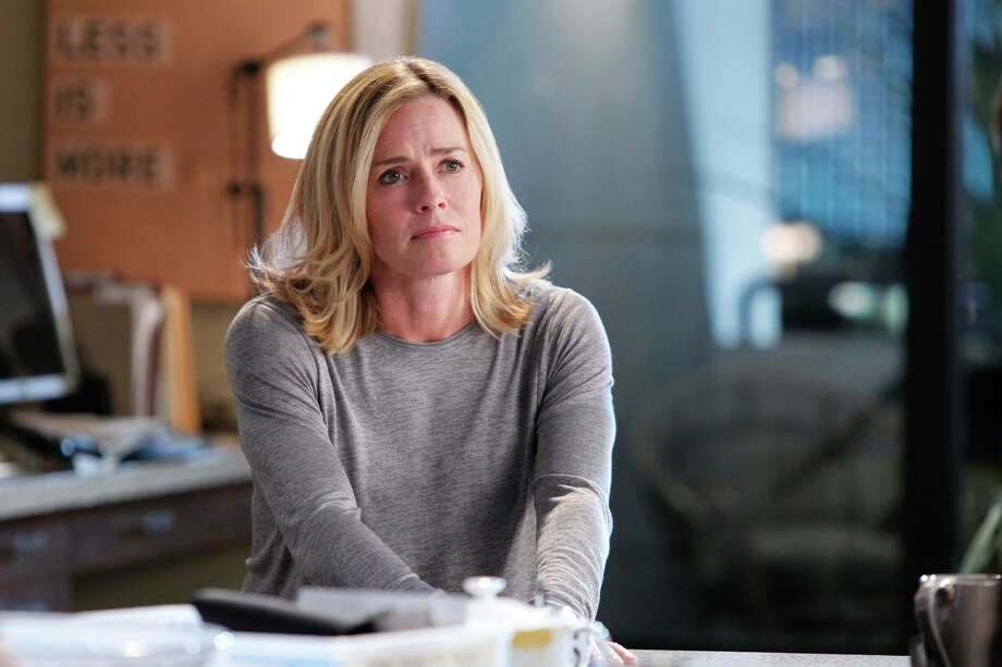 "At 50, Shue now stars in ""CSI: Crime Scene Investigation.""Having dropped college to act, she eventually earned a degree in government from Harvard University in 2000. Photo: CBS Photo Archive, Getty / 2013 CBS Photo Archive"