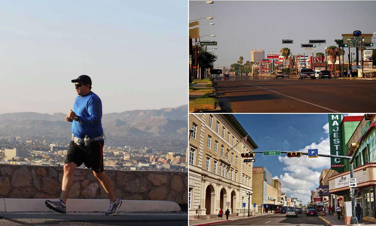 New state: El NorteCapital: El PasoOther cities: McAllen, Brownsville, LaredoSource: Messing with Texas