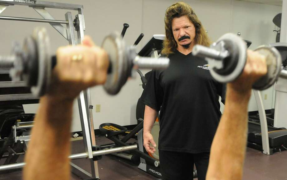 Jeff Donato, a personal trainer in Carnegie, Pa., underwent months of recovery after suffering a ruptured brain aneurysm. Photo: D.A. Robin, McClatchy-Tribune News Service